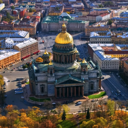 Топ-10 интересных событий в Санкт-Петербурге на выходные 11 и 12 сентября 2021