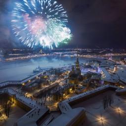 Новый год в Санкт-Петербурге 2020