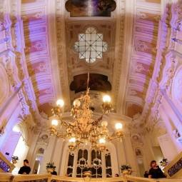 Ювелирная выставка-продажа «Сокровища Петербурга» во дворце княгини Юсуповой