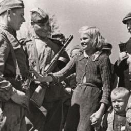 Выставка «Освобождение Европы Красной Армией. 1944-1945 гг.»
