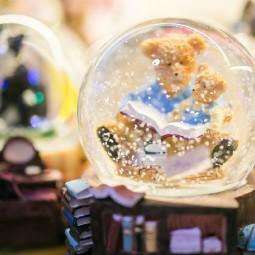 Рождественская ярмарка в Пассаже