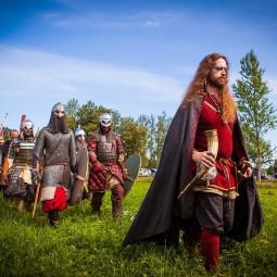 Фестиваль «Старая Ладога – первая столица Руси»