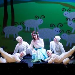 Опера в картинках «Бастьен и Бастьенна»