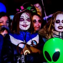 Хэллоуин в парке Сказок 2019