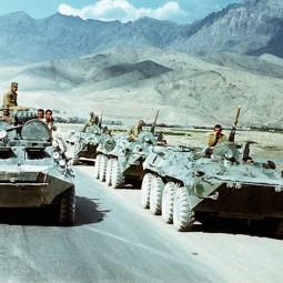 Военно историческая реконструкция «Афган - операция Магистраль»
