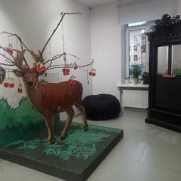 Интерактивная выставка о Бароне Мюнхгаузене