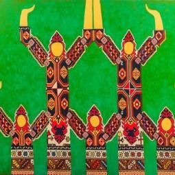 Выставка Вугара Мурадова «Сходства»