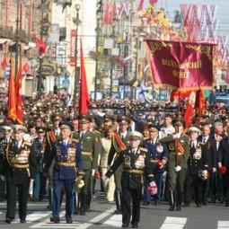 День Победы в Санкт-Петербурге 2017