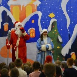 Рождественская ярмарка в КВЦ «ЕВРАЗИЯ» с театрализованным представлением для детей