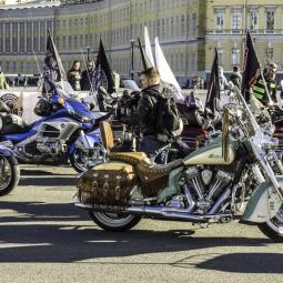 Закрытие Мотосезона в Санкт-Петербурге 2020