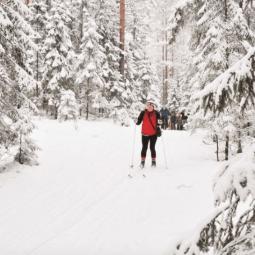 Лыжные стрелы 2020