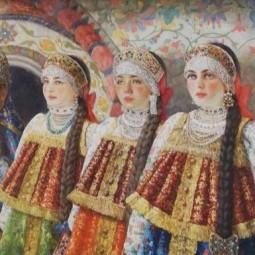 Выставка «Реалисты России» в Историческом парке