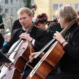Проект «День русской музыки» на Площади Искусств