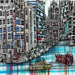 Выставка графики Марии Сусаренко