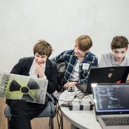 Занятие по программированию для подростков