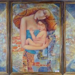 Выставка современного изобразительного искусства России и Ближнего Зарубежья