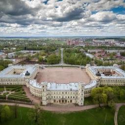 Программа празднования 225-летия города Гатчина «Славься, Гатчина!» 2021