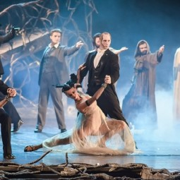Мюзикл «Мастер и Маргарита» в театре ЛДМ