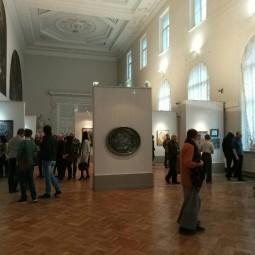 Выставка произведений Владимира Вячеславовича Загонека