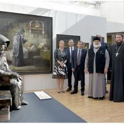 Выставка «Преподобный Серафим Вырицкий - Русская голгофа»