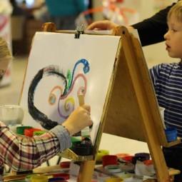 Семейный фестиваль «Краски детства в Историческом парке» 2019