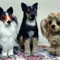 Выставка «Собаки, кошки и все-все-все!»