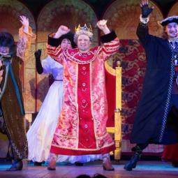 Мюзикл для всей семьи «Иван да Марья или Как Баба Яга Кикимору замуж отдавала» 2021