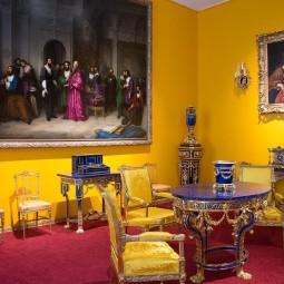 Выставка «Александр II в Царском Селе»