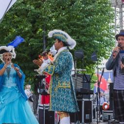 Санкт-Петербургский «Речной карнавал 2019»