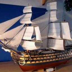 Выставка  «Архитектура корабля. Корабельный декор XVIII – начала XX веков»