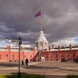Экскурсии по Петропавловской крепости «Размышления о революции»