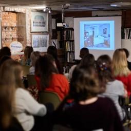 Цикл лекций об истории Петербурга «Родное болото»