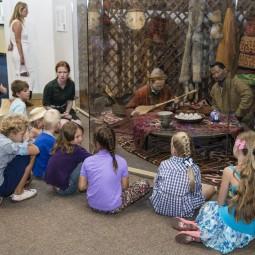 Экскурсии по Этнографическому музею