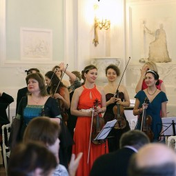 Концерт в Гатчинском дворце к 8 марта