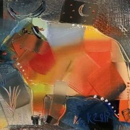 Выставка «Быка за рога»
