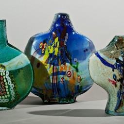 Открытие новых выставочных залов Музея художественного стекла