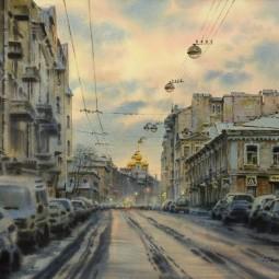 Выставочный проект «Ольга Ивлева. Ретроспектива»
