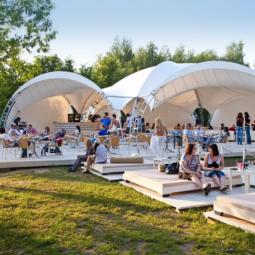 Музыкально-гастрономический фестиваль «Паруса Кронштадта-2021»