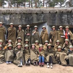 Военно-исторический фестиваль «Бои местного значения» 2017
