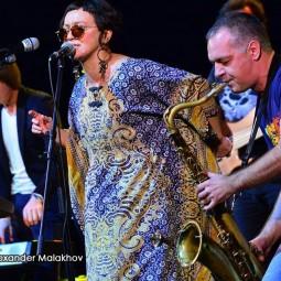 Концерт Леры Гехнер в Конюшенном флигеле усадьбы Юсуповых