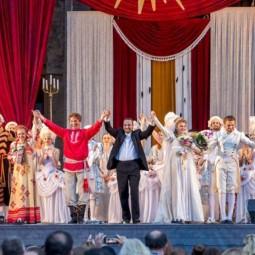 II Санкт-Петербургский международный фестиваль «Оперетта-парк»