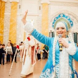 Детская новогодняя елка в Константиновском дворце 2019