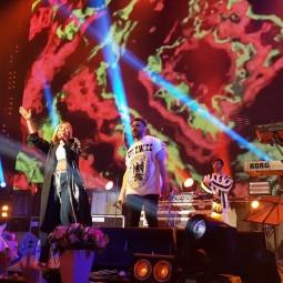Новогодний концерт группы Дискотека Авария