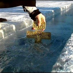 Крещенские купания в Санкт-Петербурге 2018
