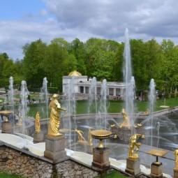 Весенний Праздник фонтанов 2018