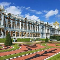 Екатерининский и Александровский парки откроются 3 июля 2020