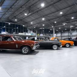 Автомобильная выставка «Royal Auto Show X» 2017