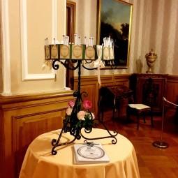 Выставка «Придворный парфюмер» в особняке Румянцева