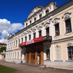 Выставка  «Балалайка. Русский детектив»