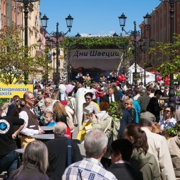 Фестиваль «Дни Швеции» в Санкт-Петербурге 2017